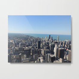 A god's view Metal Print