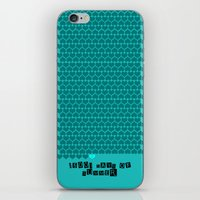 500 days of summer iPhone & iPod Skins featuring (500) Days of Summer by Hector Pahaut