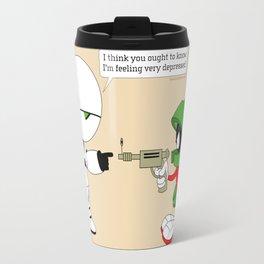 Marvin vs. Marvin Travel Mug