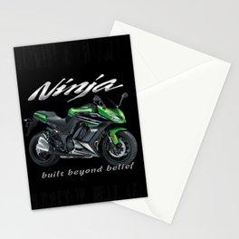 Ninja Accessories-Kawasaki Stationery Cards