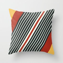 SFV 4 Throw Pillow