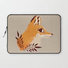 Fox Familiar Laptop Sleeve