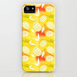 Mango Mania iPhone Case