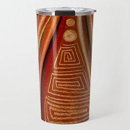Flame of Rebirth Travel Mug