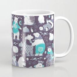 Arctic bear pajamas party Coffee Mug