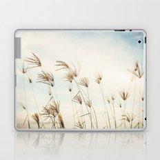 Grasses Sun Set Laptop & iPad Skin