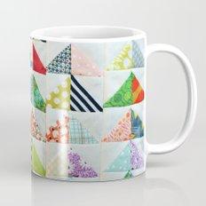 Flying Geese Quilt Pattern Mug