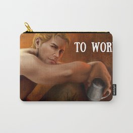 Dragon Age - Cullen - To work? Carry-All Pouch