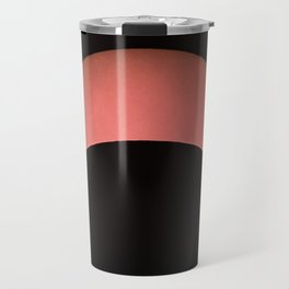 Partial Solar Eclipse Travel Mug