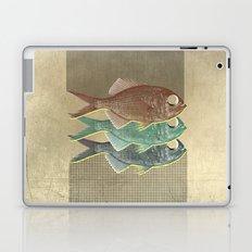 feeling selfish to sell fish Laptop & iPad Skin
