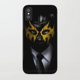 SOLAR SQUAD MAN iPhone Case