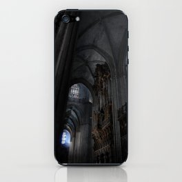 Gothic Light iPhone Skin