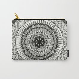 Mandala3 Carry-All Pouch