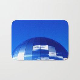 The Blue Planet Bath Mat