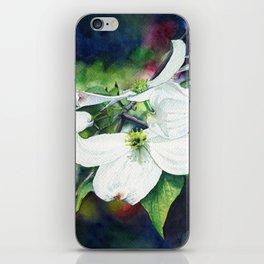 Dogwood iPhone Skin
