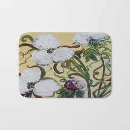 Cotton Squared Bath Mat