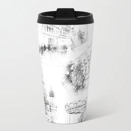 Moscow ,Kremlin Travel Mug