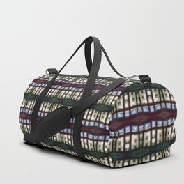 Apartment blues Duffle Bag