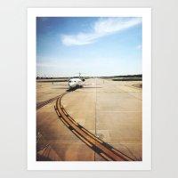 memphis Art Prints featuring MEMPHIS by ABPhoto