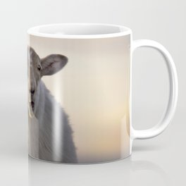 litle sheep Coffee Mug