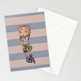 Tiger Boy Stationery Cards