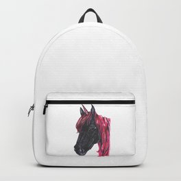 Dark unicorn Backpack