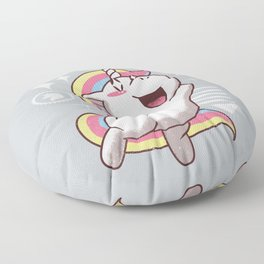 Kawaii Unicorn Floor Pillow