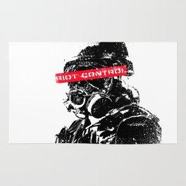 Riot Control Rug
