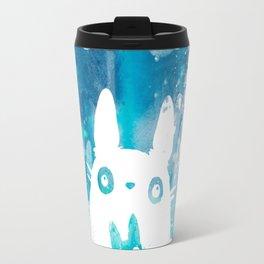 My Neighbor Totoro Watercolor Travel Mug