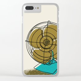 I'm your biggest fan! Clear iPhone Case