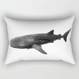 Big Fish, B & W Rectangular Pillow