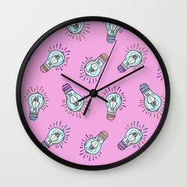 Eureka! Wall Clock