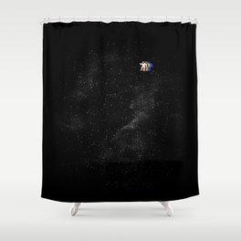 Gravity V2 Shower Curtain