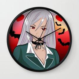 Rosario Vampire Wall Clock