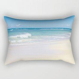 beach bliss Rectangular Pillow