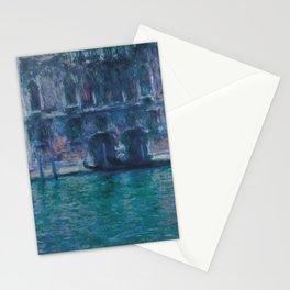 "Claude Monet ""Le palais da Mula"" Stationery Cards"