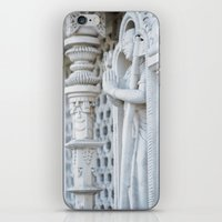 spiritual iPhone & iPod Skins featuring Spiritual by Gunjan Marwah
