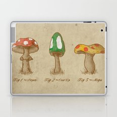 Mario Mycology Laptop & iPad Skin