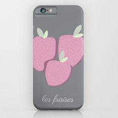 Le Fraises Slim Case iPhone 6s
