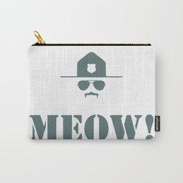 original meow! Carry-All Pouch