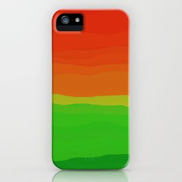 Candy Watermelon Abstract iPhone Case