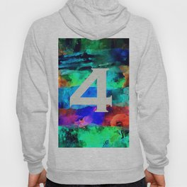 Number Four Hoody