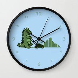 Mowtown Wall Clock