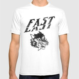 FAST over LAST T-shirt