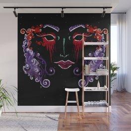 Aliena two  Wall Mural
