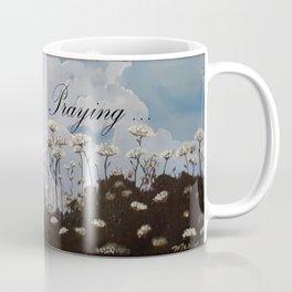 Marilyn's Lace Coffee Mug