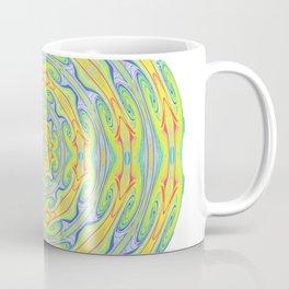 299 - Abstract Orb Design Coffee Mug