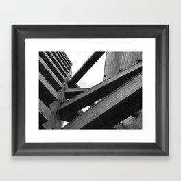 Sesc Pompeia | São Paulo | Brazil Framed Art Print