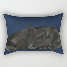 Nine Hour Nap Rectangular Pillow