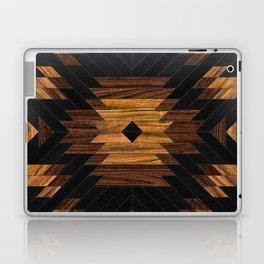 Urban Tribal Pattern No.7 - Aztec - Wood Laptop & iPad Skin